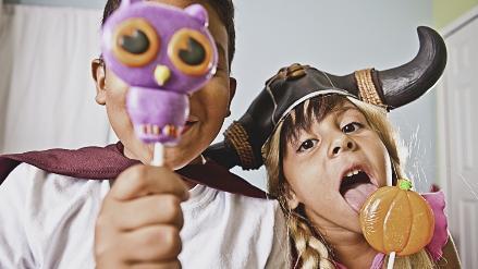 Halloween: estrategias para proteger a tu hijo de los dulces