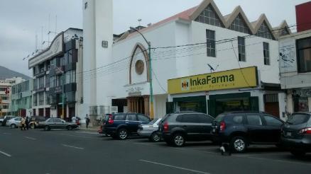 Chimbote: roban farmacia ubicada a pocos metros de comisaría