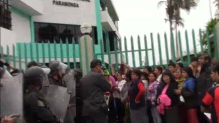 Se reportan enfrentamientos tras destituir a alcalde de Paramonga