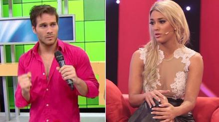 Miguel Arce reconoció agresión verbal contra Julieta Rodríguez
