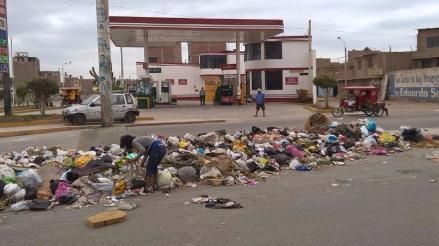 Sancionará a malos vecinos que arrojen basura en José Leonardo Ortiz