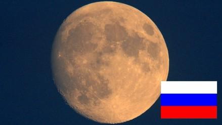 Rusia pone fecha al retorno del hombre a la Luna, el 2029
