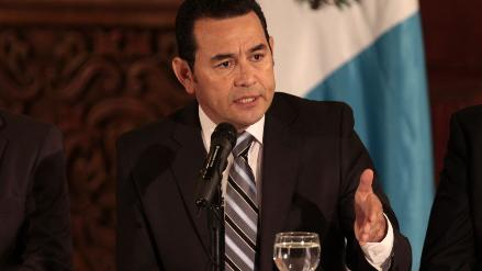 Guatemala: el objetivo de Morales es rescatar la institucionalidad
