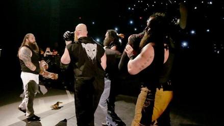 WWE: Kane, al igual que Undertaker, fue raptado por The Wyatt Family en Raw