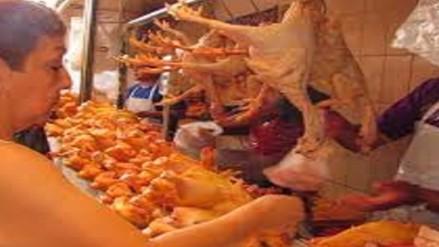 Precio del pollo empezó a subir luego de alerta sobre el consumo de carnes rojas