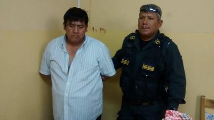 Pobladores detienen y golpean a delincuente que asaltó una vivienda