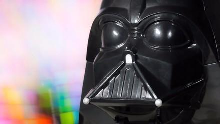 Miembros del EI usaban máscaras de Darth Vader para protegerse de esquirlas
