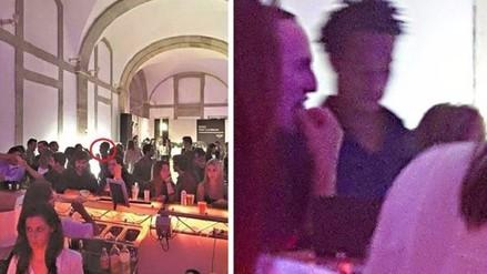 André Carrillo enfureció a hinchas del Sporting Lisboa por fotos en fiesta