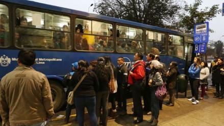 """Protransporte: """"Todos los buses de los corredores seguirán en servicio"""""""
