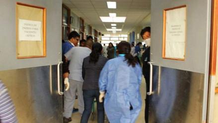 Yurimaguas: continúa huelga de trabajadores de sector salud