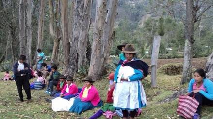 Chincheros: familias de comunidad de Carhuayaco serán reubicadas por