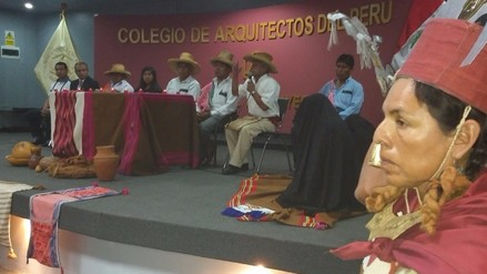 """Se presentó """"Feria de todos los Santos"""" de Mórrope"""