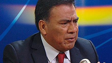 """Sobre presencia de Movadef en Congreso: """"La democracia no puede ser boba"""""""