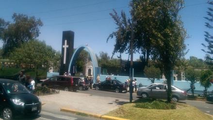 Prohibirán ingreso de comida y bebidas alcohólicas en cementerio La Apacheta
