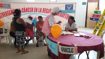 Realizaron campaña de despistaje de cáncer a mujeres de Monsefú