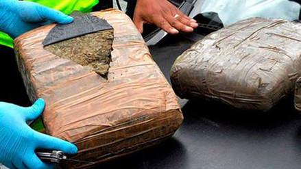 Decomisan más de 130 kilos de droga en garita de control de Pucusana