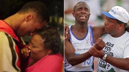 Las historias de los deportistas y sus padres que conmovieron al mundo