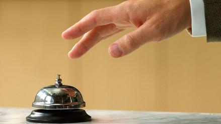 La demanda hotelera interna creció en 30% a setiembre de este año, informan