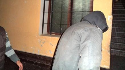 Grupo Terna intervino a tres sujetos con autopartes robadas