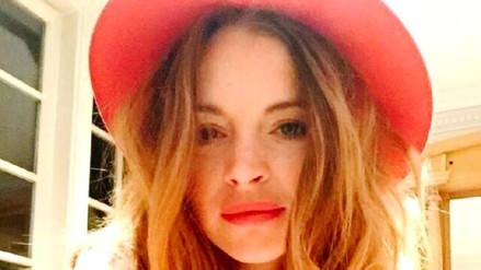 Lindsay Lohan inició su carrera como científica