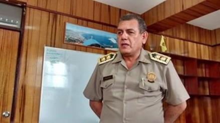 Piden destitución de ocho oficiales en Chimbote
