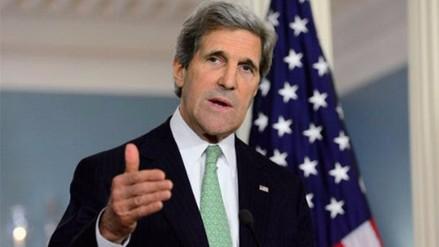 John Kerry augura un proceso