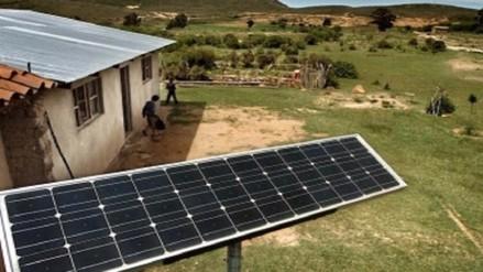 Piura: paneles solares para más de 25 mil pobladores
