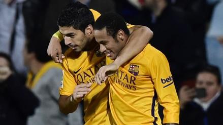 Barcelona venció por 2-0 al Getafe por la Liga BBVA