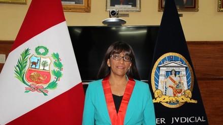 Eligen a nueva presidenta de la Corte Superior de Justicia de Ayacucho