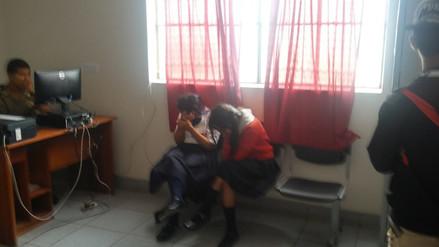 Menores fueron detenidas por la Policía por no asistir al colegio