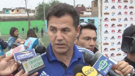Sporting Cristal: Daniel Ahmed defendió a Diego Penny tras 'blooper' ante León