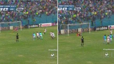 Sporting Cristal vs. León: Mauro Olivi y los dos penales que falló ante Penny