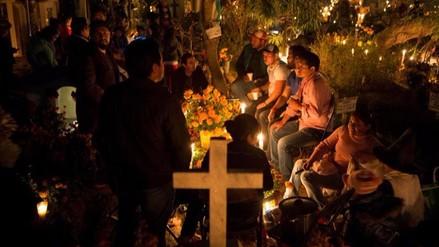 Así celebró México a sus muertos en medio de ambiente de fiesta