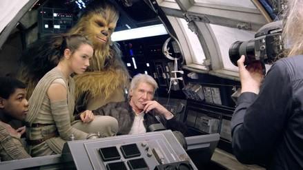 Star Wars: Carrie Fisher habló de consejos que le dio a Daisy Ridley