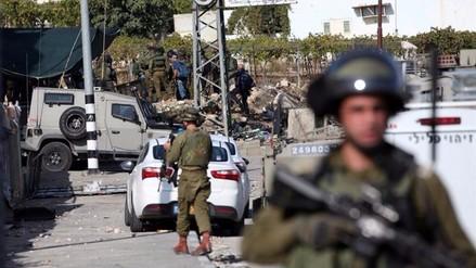 Ola de violencia dejó 70 palestinos y 10 israelíes muertos en octubre