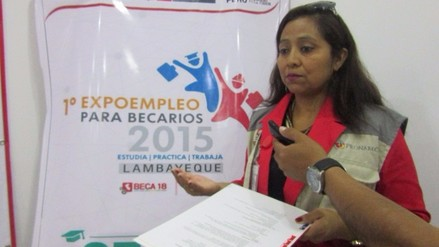 Pronabec realizará primera feria de empleo para beneficiarios del programa Beca 18