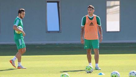 Selección Peruana: Juan Vargas volvió a entrenar para felicidad de Gareca