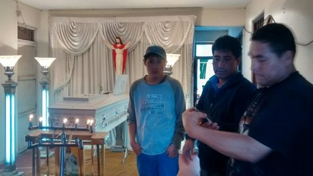 Chimbote: octogenario muere frente a la tumba de su esposa