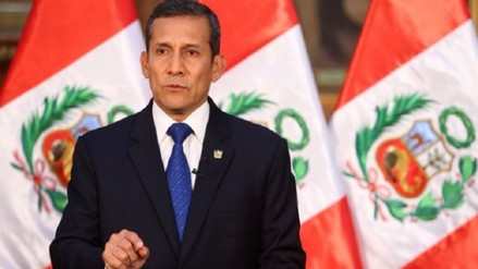 Presidente Humala firma convenio para mejorar sistema de agua en Islay