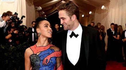 Dicen que Robert Pattinson y FKA Twigs cancelaron su compromiso