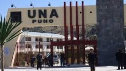 Agrupación que estaría ligada al Movadef recaba firmas en Universidad del Altiplano