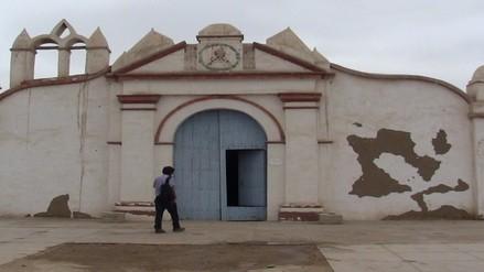 Patrimonio monumental y religioso de Morrope en peligro de desaparecer