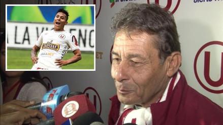 Raúl Ruidíaz: Roberto Chale no quiere que la Selección Peruana se lo arrebate