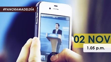 Panorama del Día: ¿Se respeta la vía pública?