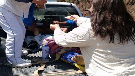 Chincha: dos muertos dejó accidente en carretera Panamericana Sur