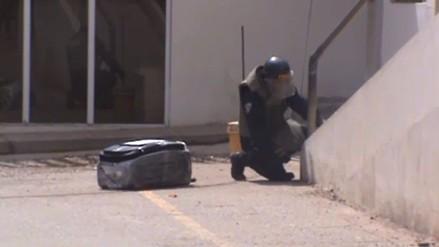 Falsa alarma de explosivos en terminal terrestre del Cusco