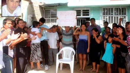 Familiares de pescador desaparecido piden ayuda para búsqueda en el mar