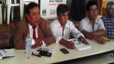 Dirigentes denuncian estafa colectiva en empresa azucarera de Cayaltí