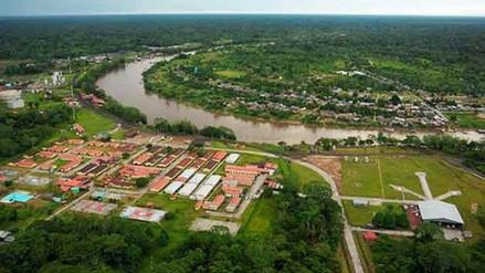 Senamhi pronostica fuertes lluvias en la selva