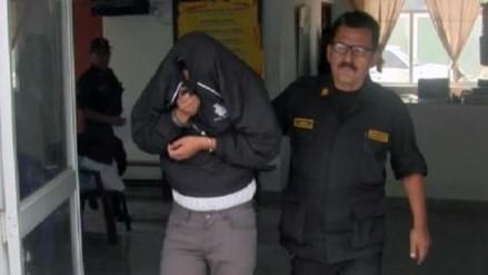 Trujillo: Dieciocho años de prisión para sujeto que violó a joven con retardo